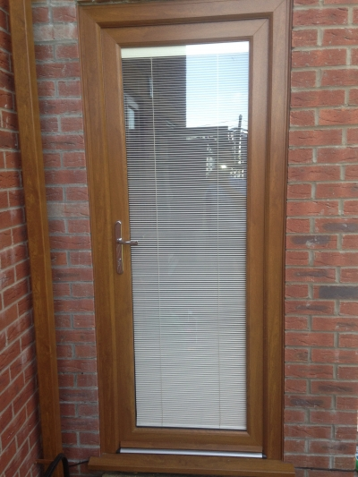 Cymru Glass Integrated Blinds