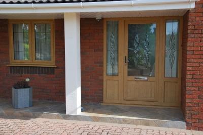 Cymru glass upvc doors for Reclaimed upvc french doors